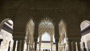 Die Alhambra Foto