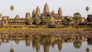 Angkor Vat fotografija