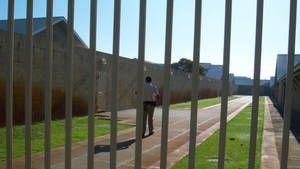 Nejtěžší vězení v Austrálii fotografie