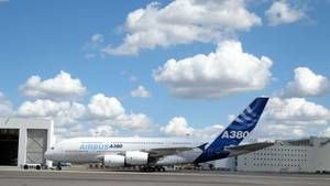 Airbus A380 imagine