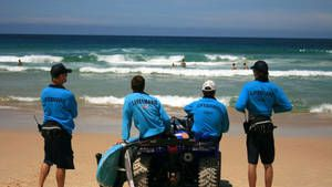 Bondi Rescue photo