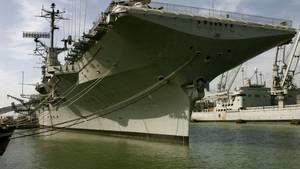 Aircraft Carrier foto