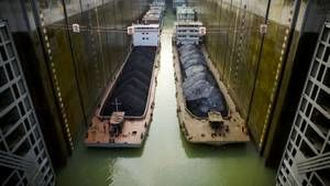 Three Gorges Dam Foto