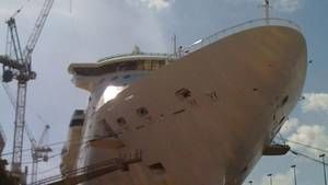 Operation Cruise Ship Foto