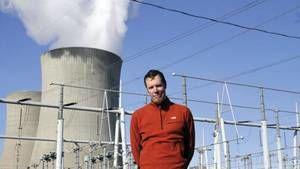 Preklop na jedrsko energijo Fotografija