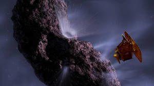 Le mystère des comètes photo
