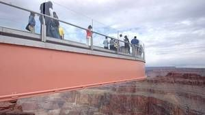 Skywalk du Grand Canyon photo