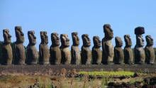 Easter Island show
