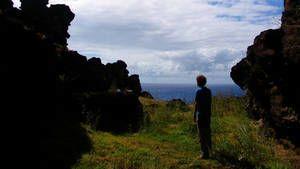 Velikonoční ostrov fotografie