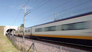 High Speed One photo