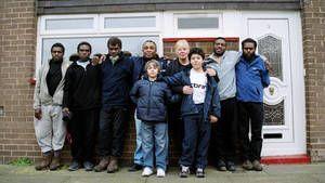 Yerlilerle Tanışın Birleşik Krallık'ta fotoğraf