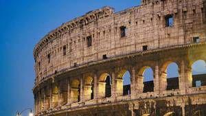 Le Colisée de Rome photo