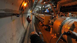 Atom Smasher photo
