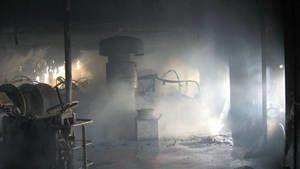 Feuer an Bord 2 Foto