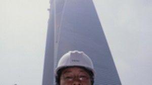 Obras Incríveis: A Super Torre de Xangai fotografia