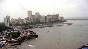 Ataques Terroristas em Bombaín fotografia
