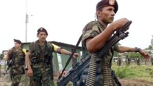 Resgate de Refns das FARC fotografia