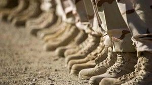 Militares em Guantánamo fotografia