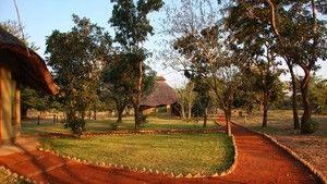 O Paraíso Perdido de África fotografia