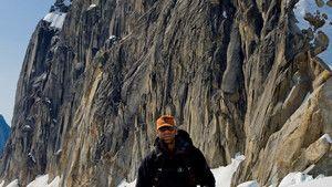 Nos Cumes do Alasca fotografia