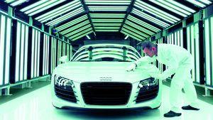 Audi Foto