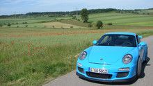 Porsche poad