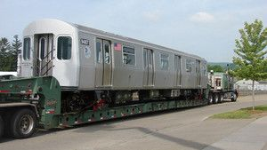 Njujorški metro fotografija