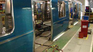 NY Subway Foto