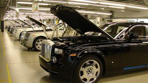 Rolls Royce photo