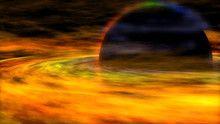 Nebulas and Comets show