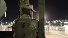Troops at Guantanamo show