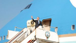 Inside Air Force One photo