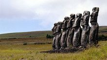 Easter Island Underworld show
