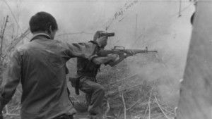 The Vietnam War 照片