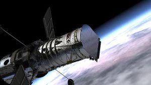 Hubble Telescope 照片