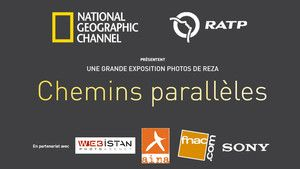 Exposition Chemins parallles photo