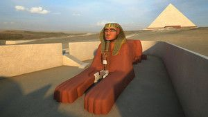 The Sphinx photo