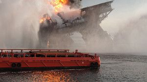 Salvage Code Red Special: Gulf Oil Disaster photo