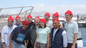 Plongée commémorative : centenaire du commandant Cousteau photo