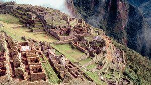 Machu Picchu fotó