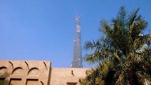 Felhőkarcoló fotó