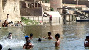 Gangesz fotó