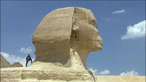 Velika sfinga u Gizi fotografija