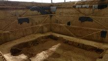 Ancient Chinese Tombs show