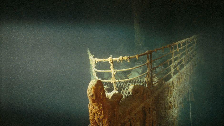 Le secret nucleaire du Titanic