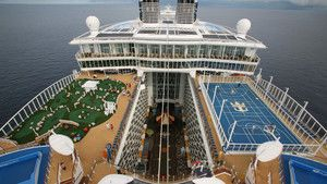 World Record Cruise Ship Bilde