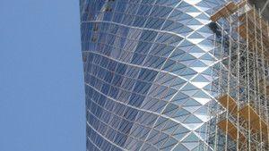 Leaning Tower Of Abu Dhabi Bilde