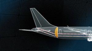 A bord du 767 photo