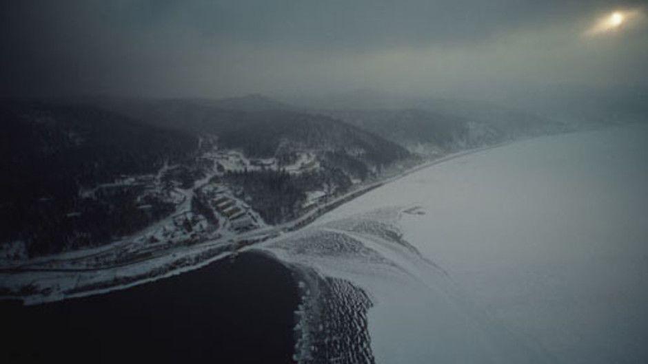 براري روسيا جزيرة سيبيريا