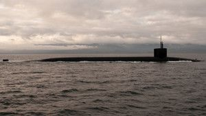 Submarine photo